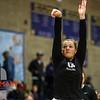 Mission Prep girls basketball hosted San Luis Obispo.  Photo by Owen Main 1/11/19