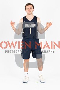 Mission Prep Winter Sports Marketing Photos. Photo by Owen Main 12/2/19
