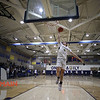 Mission Prep boys basketball hosted Morro Bay. Photo by Owen Main 12/3/19