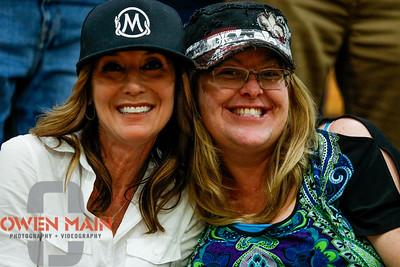 San Luis Obispo High School hosted Mission Prep in San Luis Obispo, CA.  Photo by Owen Main 2/11/20