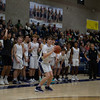 Mission Prep Boys Basketball played SLO High School.  Photo by Owen Main 1/24/20