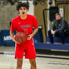 Mission Prep hosted Berean Christian on the final day of the 2018 Mission Prep Christmas Classic. Photo by Owen Main 12/22/18