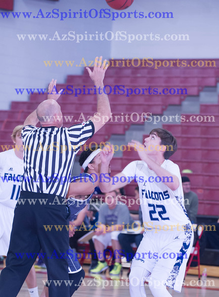 North Canyon vs Cactus Shadows 20151124-11
