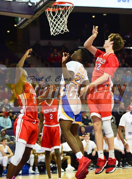 High School Boys Basketball held at Home,  Arizona on 2/23/2018.