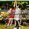 High School Boys Basketball held at Home,  Arizona on 1/16/2018.