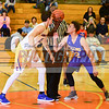 High School Boys Basketball held at Home,  Arizona on 1/26/2018.