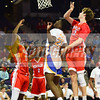 High School Boys Basketball held at Home,  Arizona on 2/23/2018.