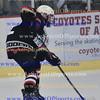 Hockey held at Home,  Arizona on 1/22/2016.
