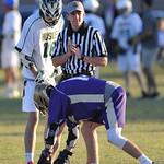 Lacrosse held at Home,  Arizona on 4/3/2016.