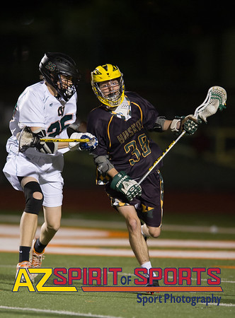 Lacrosse held at Home,  Arizona on 3/27/2016.