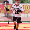 High School Boys Lacrosse held at Home,  Arizona on 3/31/2018.