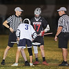 High School Boys Lacrosse held at Home,  Arizona on 4/18/2018.