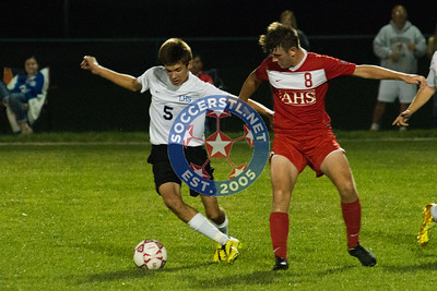 2014-09-19 Alton wins 3-1 over Lutheran SC in McCluer Tourney title game