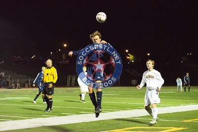 Nick Dempsters Goal Sends CBC Cadets to Final Four