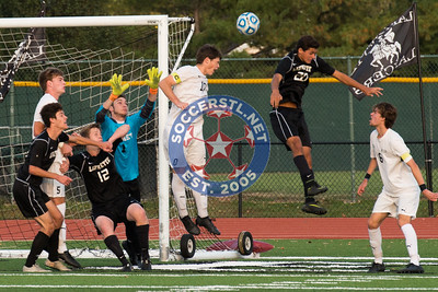 Austin Blom's OT Goal Sends DeSmet to District Final