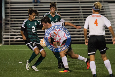 Waterloo Shuts Out Mehlville at CYC Tourney