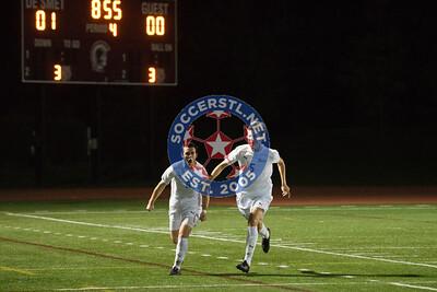 Matt Yankowitz Golden Goal Pushes DeSmet past Rock Bridge