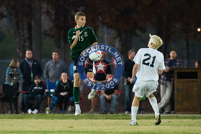 Holt Wins Late on Mehlville Own Goal