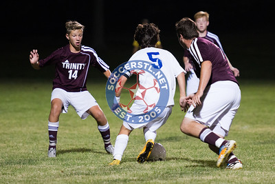 Alton Marquette Shutout Trinity in CYC Guelker Match