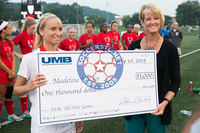 Missouri Athletic Club Awards Scholarships and Recognition to Soccer Community