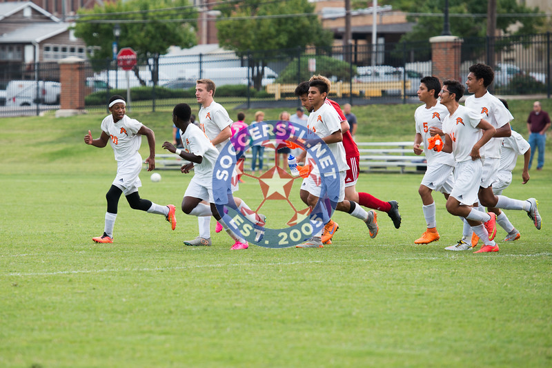 Ritenour Defeats Lutheran St Charles