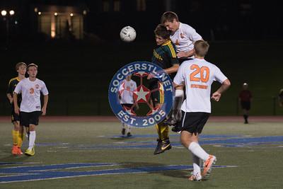 Rock Bridge Comes Back to Tie Webster in CYC Boys soccer, 23 Sep 2014