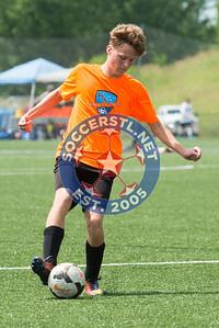 STL Varsity Soccer Showcase - Olathe East v Summit