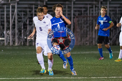 Timberland wins 2-1 over Columbia in CYC Tourney semi's, 26 Sep 2014