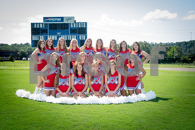 High School Cheer 2016-17