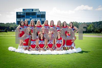 Harpeth Cheer Team Pics
