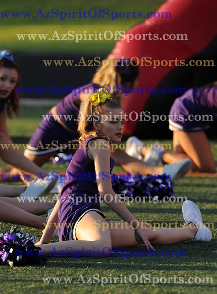 Football held at Home,  Arizona on 8/24/2016.