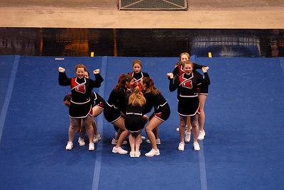 Division 2, Round 3, PR Cheer, Delta Plex, 2-10-2007