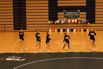 Division 3, Region 14,  Round 2 at Coopersville 3-3-2007