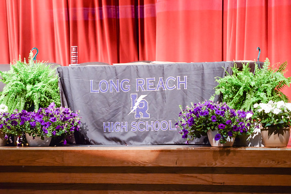 2016 Long Reach Senior Awards Assembly