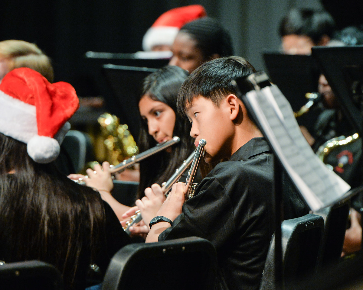2017 LRHS Winter Band Concert