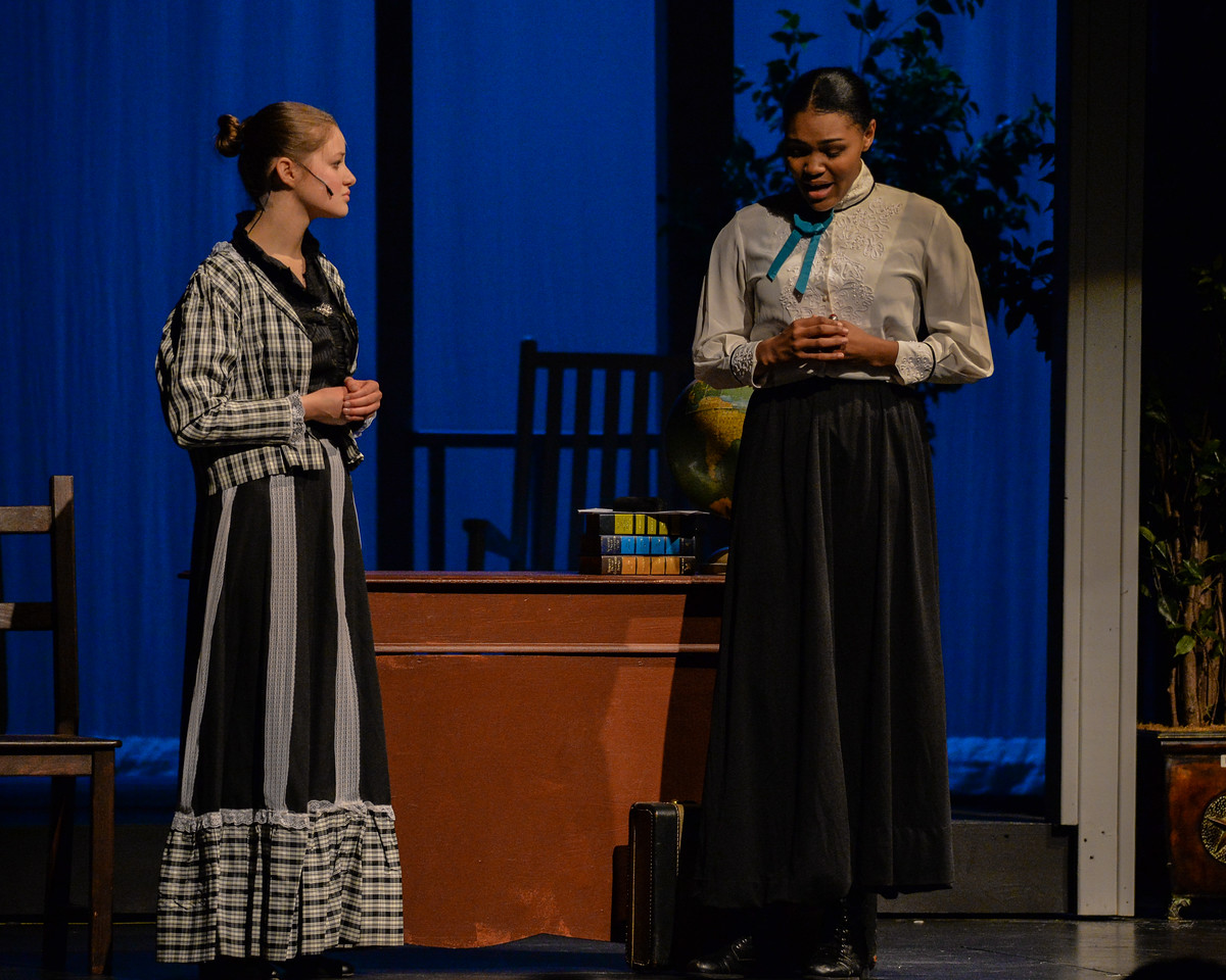 LRHS Theater Presents: The Miracle Worker
