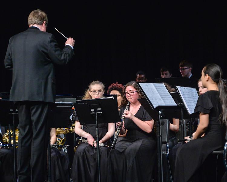 2018 Long Reach Wind Ensemble