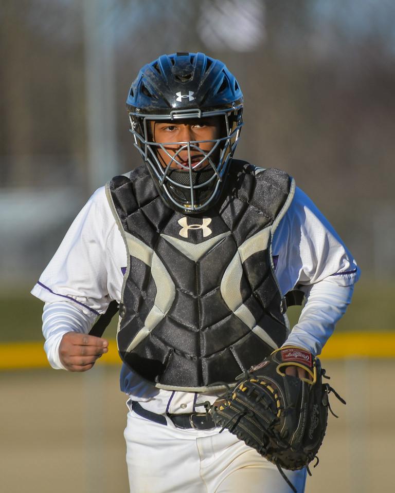 2018 JV Baseball Scrimmage: Liberty @ Long Reach
