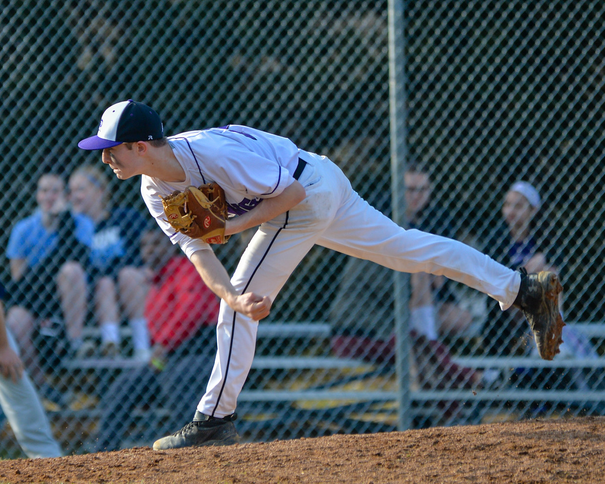 2018 JV Baseball: Howard @ Long Reach