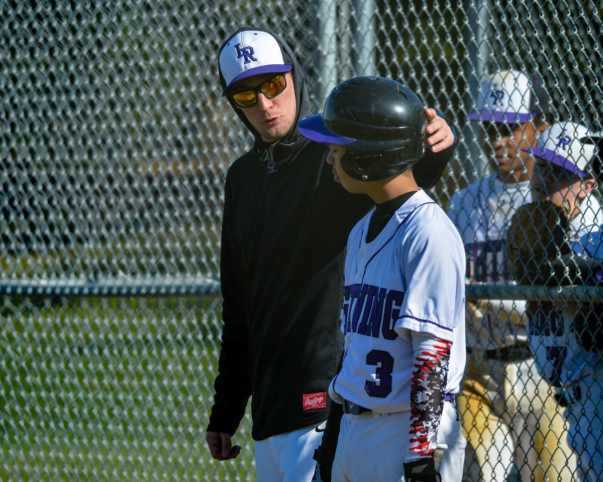 2018 JV Baseball: River Hill @ Long Reach