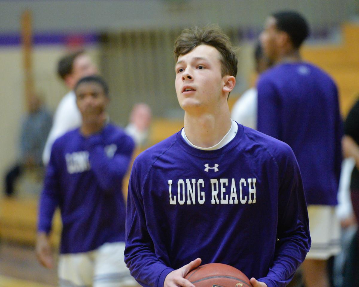 2018 Boys Basketball: Atholton @ Long Reach