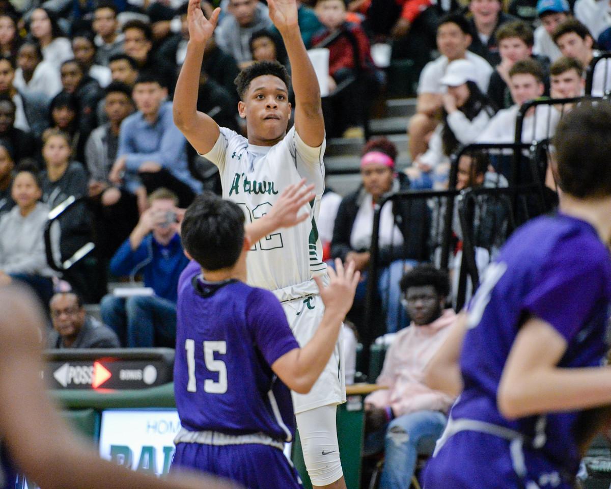 2018 Boys Basketball Playoffs; LR @ Atholton