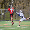 2018 Boys JV Lacrosse: North County @ Long Reach
