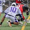 2018 Boys JV Lacrosse: North County @ Long Reach