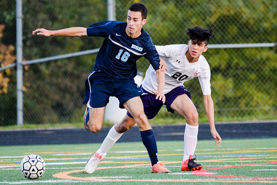 2016 Boys Soccer: Howard @ Long Reach