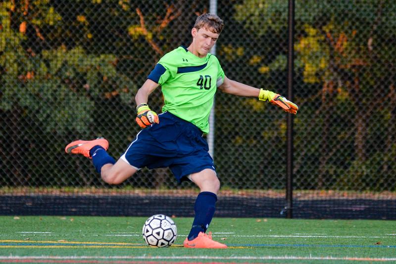 2016 Boys Soccer: Howard @ Long Reach
