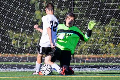 2016 JV Boys Soccer: Wilde Lake @ Long Reach