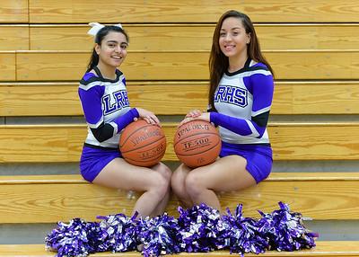 2015-2016 LRHS Cheerleading