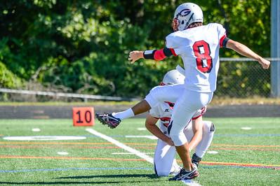 2016 Football: Glenelg @ Long Reach