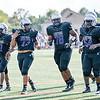 2017 Varsity Football: Howard @ Long Reach